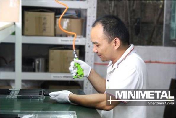 MiniMetal Facilities